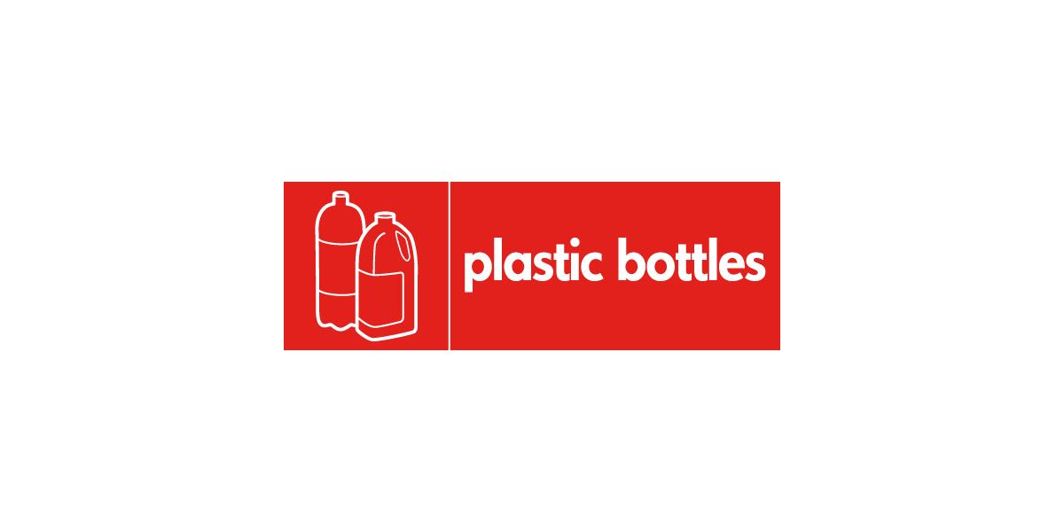 plastic bottles - WRAP icon