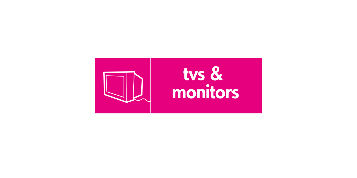 TV's and monitors - WRAP icon