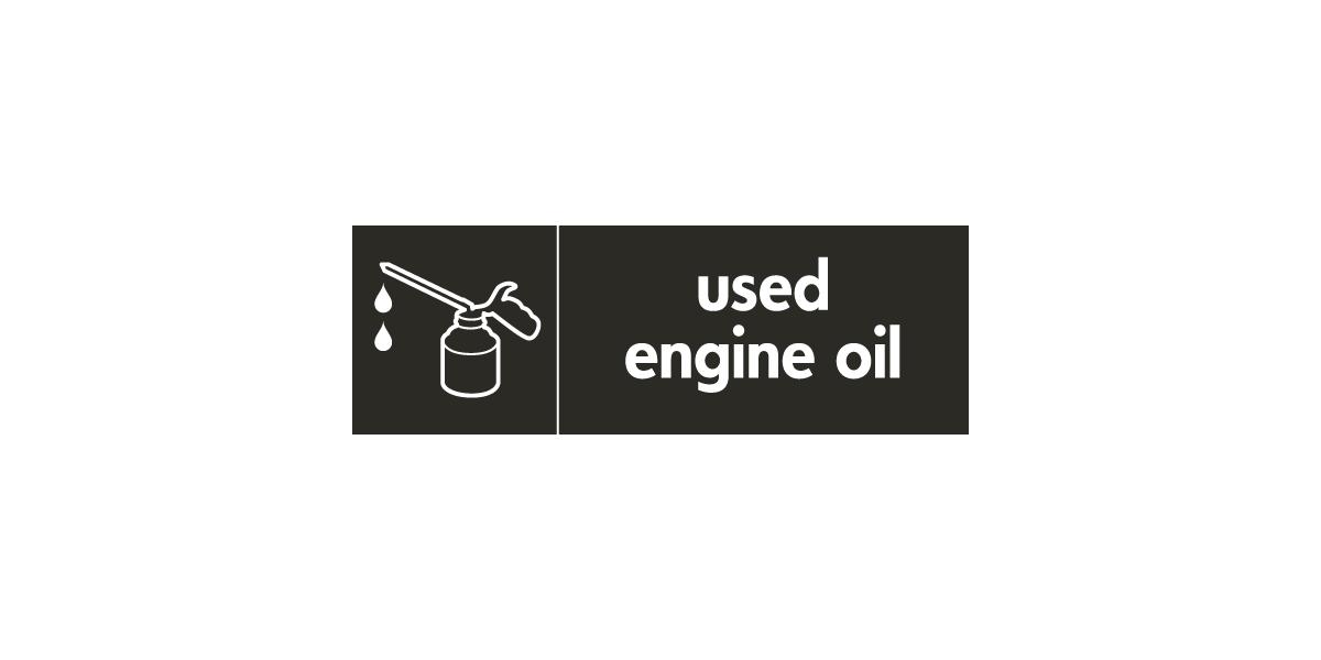 wrwa engine oil