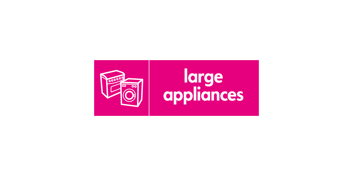 wrwa large appliances